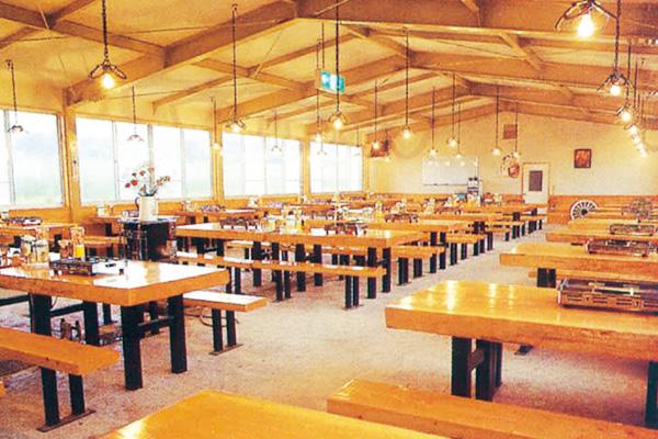 バーベキューハウス(大食堂)